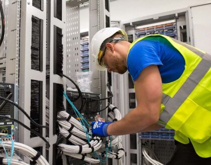 LAN Cabling: The Foundation of Efficient Modern Offices