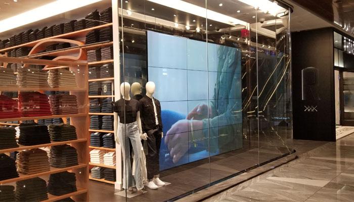 Digital Signage in retail