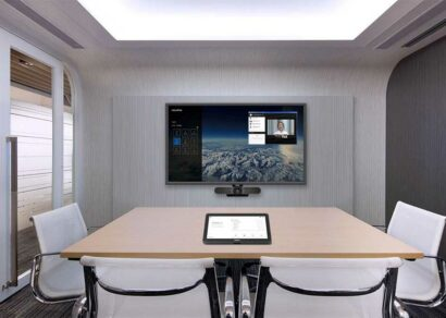 Evolution Of The Soft Codec In Huddle Rooms